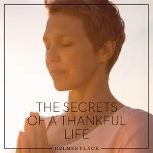 Gratitude Meditation