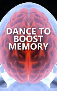 dance to boost memoryth