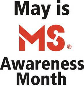 May is MS Awareness Month