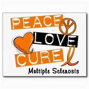 Peace Love Cure MS