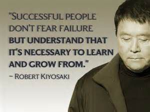 Dont fear failure