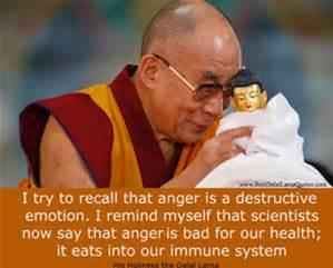 anger destroys