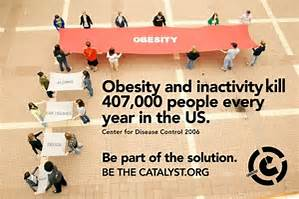 obesity and inactivity