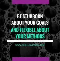 stubbornness